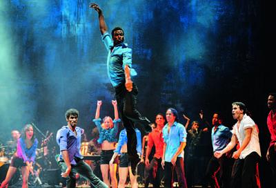 Ballet Revolucion - Tanz-Spektakel der besonderen Art in Deutschland und Österreich - Foto: BB-Promotion