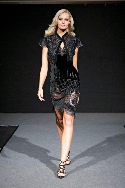 christina duxa zur mercedes benz fashion week 2012 in. Black Bedroom Furniture Sets. Home Design Ideas