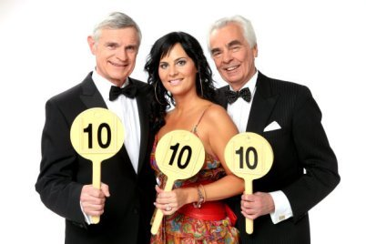Dancing-Stars-Jury 2012 - hier noch ohne Balazs Ekker - Foto: (c) ORF-Hans Leitner