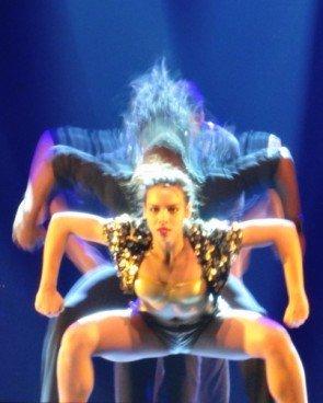 Ballet Revolucion - Tanz-Show mit kubanischem