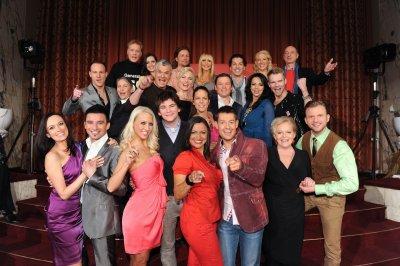 Tanz mit den Stars Paare aus dem Jahr 2012