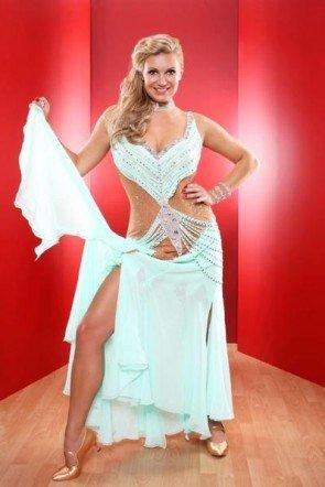 Magdalena Brzeska bei Lets Dance 2012 - Foto: (c) RTL / Stefan Gregorowius