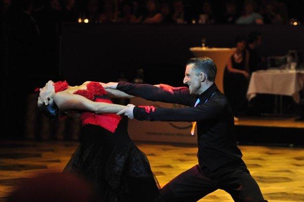 Adrian und Johanna-Elisabeth Klisan zur Deutschen Meisterschaft 2012 Kür der Professionals März 2012 - Bild 3