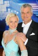 Anna Chalak-Bock und Wolfram Pirchner bei den Dancing Stars 2012 - Foto: (c) ORF / Ali Schafler