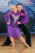 Brigitte Kren mit Willi Gabalier bei Dancing Stars 2012 - Foto: (c) ORF / Ali Schafler