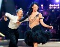 Dancing Stars 2012 - Show 1 - Petra Frey - Vadim Garbuzow höchste Punktzahl - Foto: (c) ORF - Ali Schafler