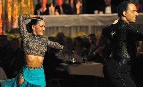 Emanuil Karakatsanis - Sarah Knapp zum GP von Deutschland Latein-Tänze 2012 - 3