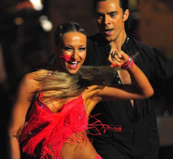 Ilia Russo und Oxana Lebedev beim GP von Deutschland Latein Tänze 2012 - 3