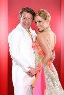 Isabel Edvardsson bei Lets dance 2012 mit Patrick Lindner - Foto: (c) RTL / Stefan Gregorowius