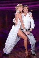 Isabel Edvardsson mit Patrick Lindner bei Lets dance 2012 - (c) RTL / Stefan Gregorowius