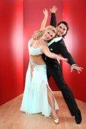 Magdalena Brzeska und Erich Klann - Favoriten bei Lets dance 2012? Foto: (c) RTL / Stefan Gregorowius