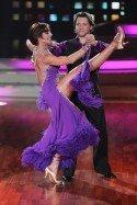 Melissa Ortiz-Gomez mit Patrick Bach bei Lets dance 2012 - Foto: (c) RTL / Stefan Gregorowius