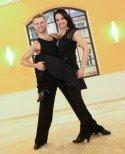 Petra Frey mit Vadim Garbuzov bei den Dancing Stars 2012 - Foto: (c) ORF - Hans Leitner