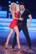 Sarah Latton mit Marc Terenzi bei Lets dance 2012 - Foto: (c) RTL / Stefan Gregorowius