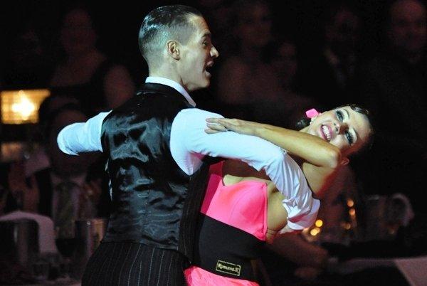 Steffen Zoglauer und Sandra Koperski zur Deutschen Meisterschaft 2012 Professionals Standard-Kür März 2012 - Bild 3