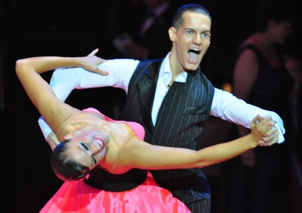 Steffen Zoglauer und Sandra Koperski zur Deutschen Meisterschaft 2012 Professionals Standard-Kür März 2012 - Bild 4