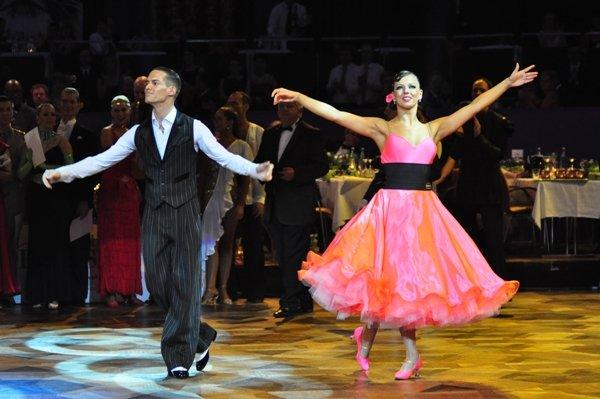 Steffen Zoglauer und Sandra Koperski zur Deutschen Meisterschaft 2012 Professionals Standard-Kür März 2012 - Bild 5