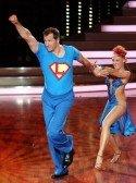 Super-Lars Lars Riedel und Marta Arndt bei Lets Dance 2012 - Foto: (c) RTL / Stefan Gregorowius