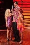 Sylvie van der Vaart bei Lets dance 2012 mit Lars Riedel und Marta Arndt - Foto: (c) RTL / Stefan Gregorowius