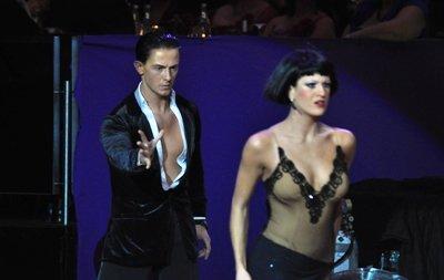 Valera Musuc und Nina Trautz zur Deutschen Meisterschaft 2012 Professionals Kür Latein März 2012 - Bild 1