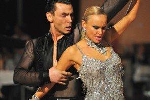Viacheslav Mostevoi und Agnieszka Pomorska beim GP von Deutschland 2012 Latein-Tänze - 3