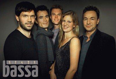 bassa - die Tango-Band 2012