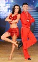 Babsi Koitz und Marco Ventre zur 7. Show der Dancing Stars 2012 - Foto: (c) ORF - Ali Schafler