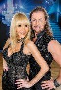 Dolly Buster und Gerhard Egger bei den Dancing Stars in Show 7 ausgeschieden - Foto: (c) ORF - Ali Schafler