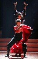Rebecca Mir bei Let's dance 2012 beim Paso doble - (c) RTL / Stefan Gregorowius