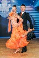Dancing Stars 2012 - Roswitha Wieland und Frenkie Schinkels in der 7. Show - Foto: (c) ORF / Ali Schafler