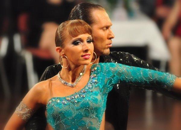 Anastasia Weber - Sergey Oladyshkin - DM Latein-Tänze 2012 Profis in Giessen - 2