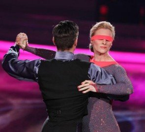 Aus für Joana Zimmer bei Lets dance 2012 - Foto: (c) RTL / Stefan Gregorowius
