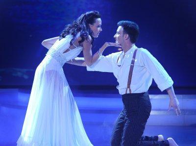 Babsi Koitz und Marco Ventre im Dancing-Stars-Finale 2012 - Foto: (c) ORF - Ali Schafler