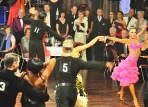 Deutsche Meisterschaft 2012 Latein-Tänze der Profis - 2
