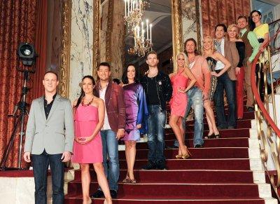 Die Tanz-Profis bei den Dancing Stars 2012 - Foto: (c) ORF - Ali Schafler