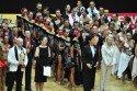 Europameister 2012 Latein-Formationen Team Zuvedra von der Klaipeda University