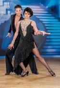 Eva Maria Marold ziemlich fesch mit Thomas Kraml bei den Dancing Stars 2012 - Foto: (c) ORF - Ali Schafler