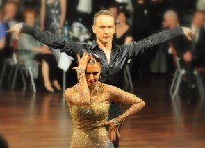 Ksenia Kasper - Markus Homm - DM Latein 2012 Profis in Giessen - 1