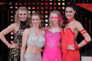 Lets dance 2012 ab Show 9 nur noch Frauen - Wer macht das Rennen? Foto: (c) RTL / Stefan Gregorowius