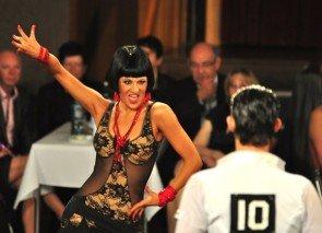Nina Trautz - Valera Musuc DM Lateintänze 2012 Profis in Giessen - 1
