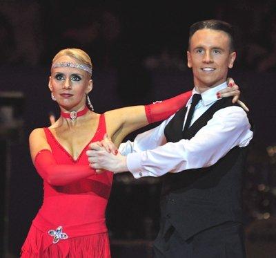 Oliver und Jasmin Rehder - 6. zur WM 2012 Standard Kür
