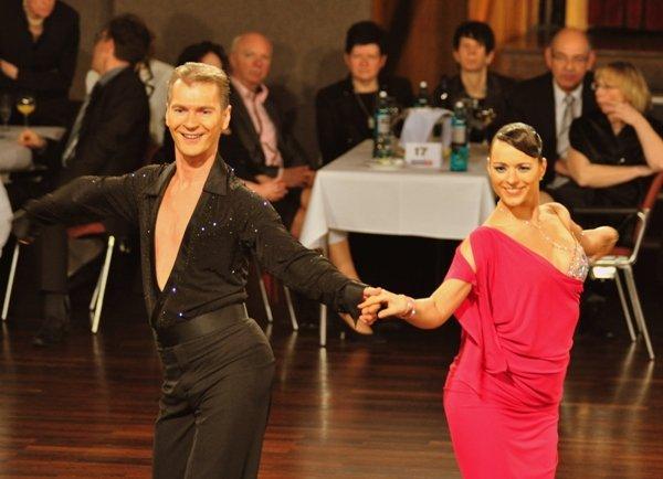Sabine und Mario Schiena - DM Lateintänze 2012 Profis in Giessen - 2