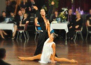 Sandra Koperski - Steffen Zoglauer - DM Latein 2012 Profis Giessen - 3