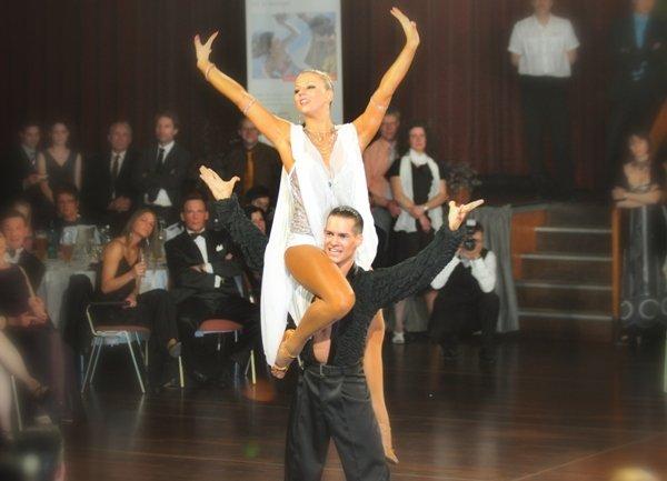Sandra Koperski - Steffen Zoglauer - DM Latein 2012 Profis Giessen - 4