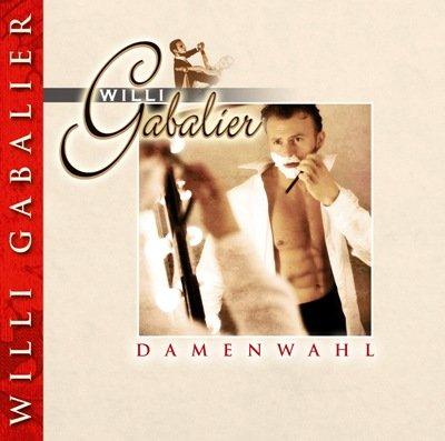 Willi Gabalier - CD Damenwahl mit vielen verschiedenen Tanz-Rhythmen