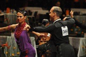 Cyril Passerat - Lucie Jeanne - Frankreich -WDC-AL-Turnier Mannheim 2012 - 9