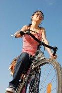 Freizeitsport mit dem Fahrrad