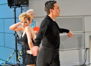 Hobby-Tänzer beim International Dance Masters Mannheim 2012