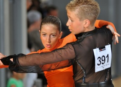 Kinder und Jugendliche beim International Dance Masters Mannheim 2012 - 4