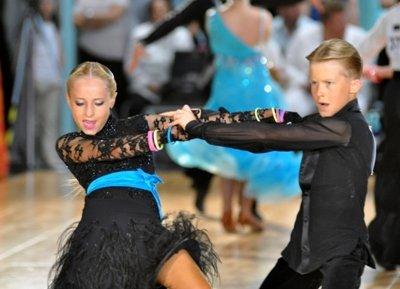 Kinder und Jugendliche beim International Dance Masters Mannheim 2012 - 5